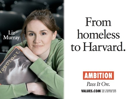 Living Next Door to Liz Murray – a Girl Who Went from Being Homeless to Harvard